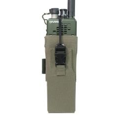 Laser Cut THALES MBTIR/HARRIS PRC152 Radio Pouch - Ranger Green - Warrior Assault System
