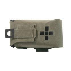 Laser Cut Small Horizontal Individual First Aid Kit - Ranger Green - Warrior Assault System
