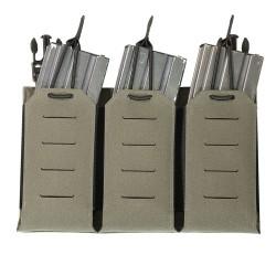 Laser Cut Detachable Triple Bungee 5.56 Panel - Ranger-Green - Warrior Assault Systems