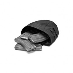 Warrior Assault Systems Large Roll Up Dump Pouch - Generation 2 - Black