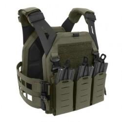 LPC Laser Cut Low Profile Plate Carrier V2 Solid Sides MK1 - Ranger Green - Warrior Assault Systems