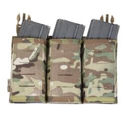 Detachable Triple Sanp Mag Panel – Multicam - Warrior Assault Systems