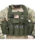 901 Chest Rig Od Green